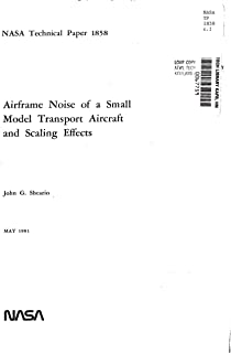 Airframe noise of a small model transport aircraft and scaling effects. [Boeing 747] (English Edition)