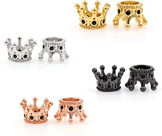 cz pave beads wholesale