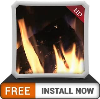 free fireplace video