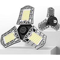 2-Pack Freelicht 60W LED Garage Light