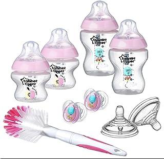 مجموعة أدوات الأطفال حديثي الولادة من تومي تيبي  زهري