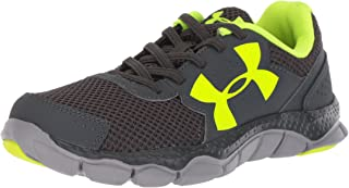 Under Armour Kids' Pre School Engage Bungee Lace Sneaker
