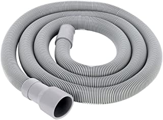 MyLifeUNIT Universal Front Load Washer Drain Hose, 6- Foot