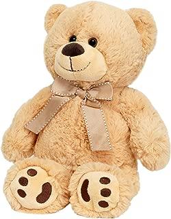 JOON Mini Teddy Bear, Tan, 13 Inches