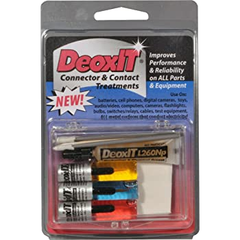 DeoxIT Connector & contact Treatments