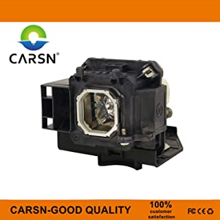NP15LP Replacement Projector Lamp for NEC M260X M260W M300X M260XS M230X M271W M271X M311X, Lamp with Housing by CARSN