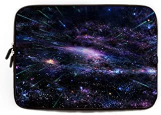 Nebula Computer Case for Laptops 13 13.3 13.8 Inch Neoprene Modern Galaxy Envelope Laptop Sleeve 13 Inch Macbook Air Ultra...