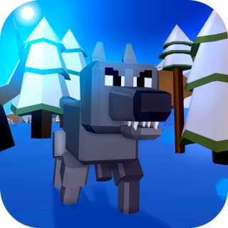 Wolf Craft Survival Simulator