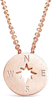 Best old compass necklace Reviews