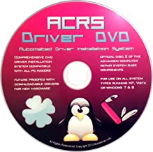 Windows Driver Software 2019 Automatic Easy Install Updater DVD Disc for Windows 10, 8, 7, Vista, & XP   Full Computers Support Dell HP Toshiba Sony Asus Lenovo Gateway Acer etc.