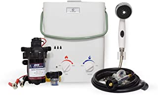 Eccotemp L5 Tankless Water Heater w/ EccoFlo 12V Pump and Strainer
