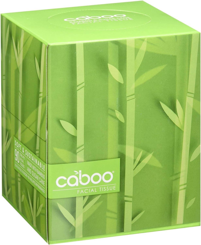 Caboo Tissue Facial Cube 90 sheets