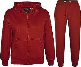 Amazon.es: pantalon chandal niño - Rojo
