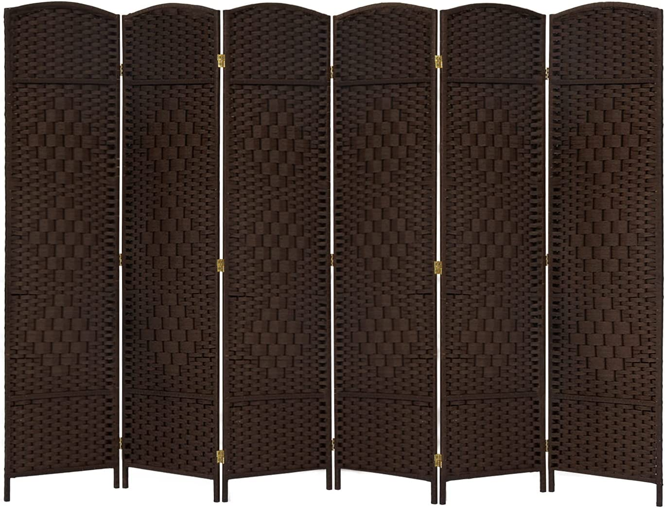 Wooden Room Divider Large special price !! Wall partition Attention brand Folding Screen 360 - ° Rotati