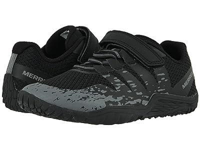 Merrell Kids Trail Glove 5 A/C (Toddler/Little Kid/Big Kid) (Black) Boy