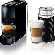 Nespresso C35 Essenza Mini Bundle, Siyah