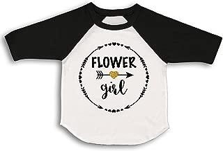 Flower Girl Shirt Flower Girl Gift Flower Girl Reception Shirt