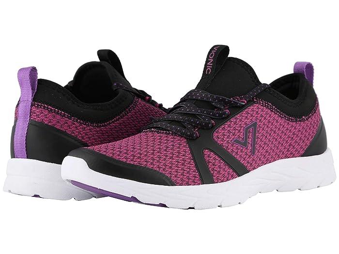 VIONIC  Alma (Black/Pink) Womens Shoes