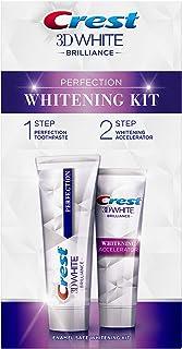 Crest 3D White Brilliance 2 Step Toothpaste Kit