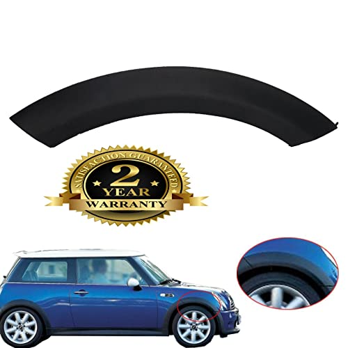 Fender Flares For Mini Cooper Wheel Arch Trim Fender Hood Clips For BMW MINI One D