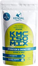 KMC ISO Mix Isotonic Drink Powder Electrolytes Dual Carb Energy 100 Recyclable Bag Refreshing Citrus Mint 1kg 27 Serves Estimated Price : £ 19,99