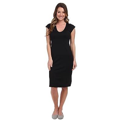 FIG Clothing Gig Dress (Black) Women