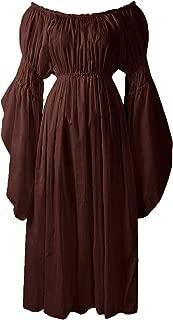 ReminisceBoutique Renaissance Medieval Costume Pirate Faire Celtic Chemise Under Dress