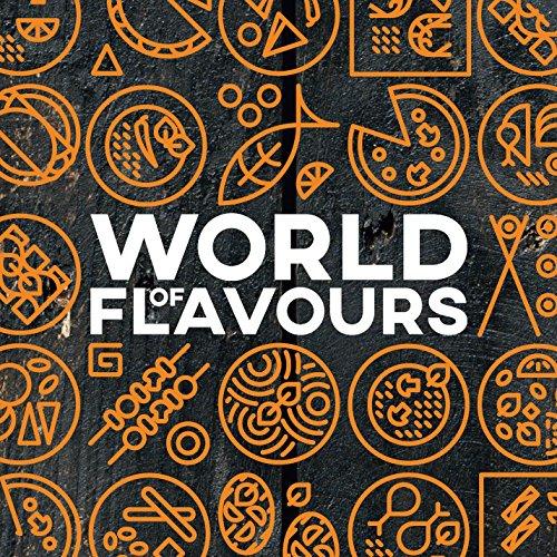 KitchenCraft World of Flavours Pasta Machine, Stainless Steel