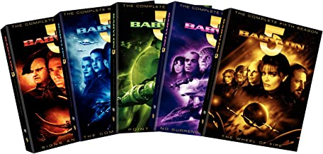 Babylon 5: The Complete Television Series