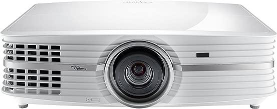 Optoma Projector UHD60 4K Ultra HD 2160p 3000ANSI Lumens 1.6x zoom HDMI/MHL/VGA RS-232 Brown Box