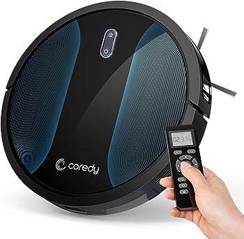 Coredy 360 Smart Sensor Protection Robot Vacuum Cleaner