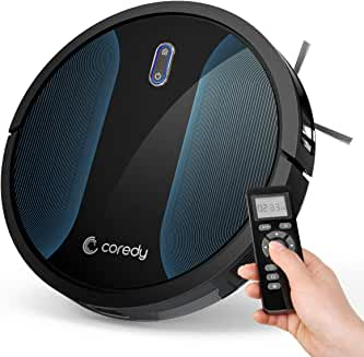 Robotic Automatic Cleaner for dry and wet floor