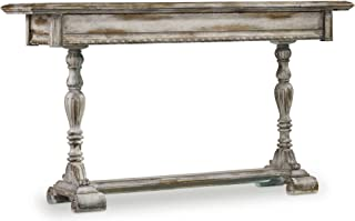 Hooker Furniture Chatelet Skinny Console Table in White