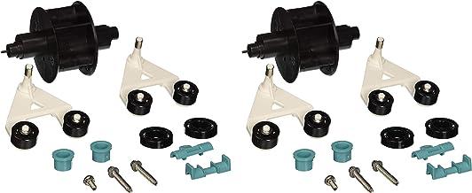 Hayward Navigator Pool Cleaner Vac A-Frame Turbine Kit, 2-Pack   AXV621DAT