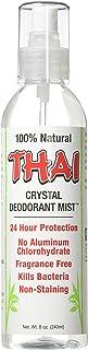 Thai Crystal Mist - Spray, 8 oz Pack Of 2