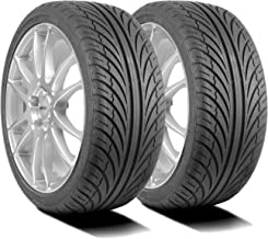 Set of 2 (TWO) Venom Power Ragnarok Zero X High Performance Tires - 225/35ZR19 88W XL