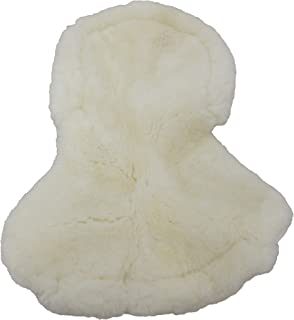 sheepskin saddle cover english