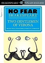 Two Gentlemen of Verona (No Fear Shakespeare)