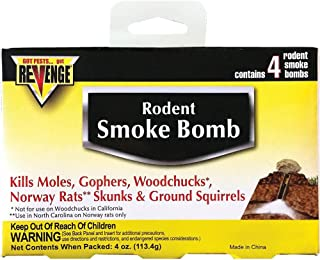Best rodent smoke bomb indoor Reviews