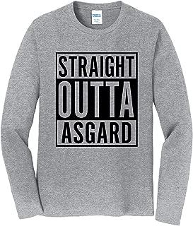 Tenacitee Girls Straight Outta Brooklyn Hooded Sweatshirt