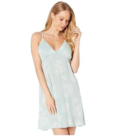 Volcom Now Or Now Cami Dress (Light Blue) Women