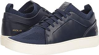 Polo Ralph Lauren Court 150 Sneaker For Men Navy Size 42 EU