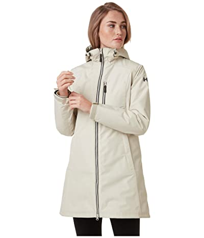 Helly Hansen Long Belfast Winter Jacket (Pelican) Women