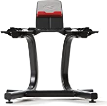 Bowflex SelectTech Dumbbell Stand with Media Rack (Renewed)