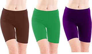 Rooliums Women'S Brown Shorts(Rooliumsshort3-101_Brown_Free Size)