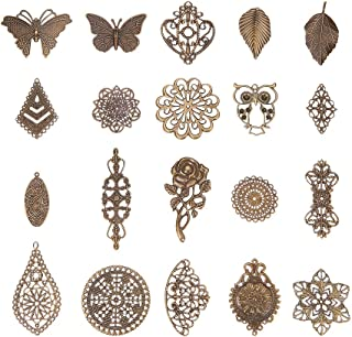 metal medallions for jewelry