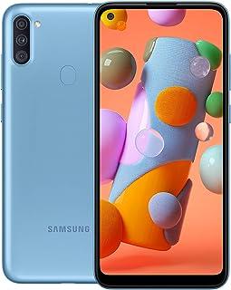 Samsung Galaxy A11 Dual SIM 32GB 2GB RAM 4G LTE (UAE Version) - Blue
