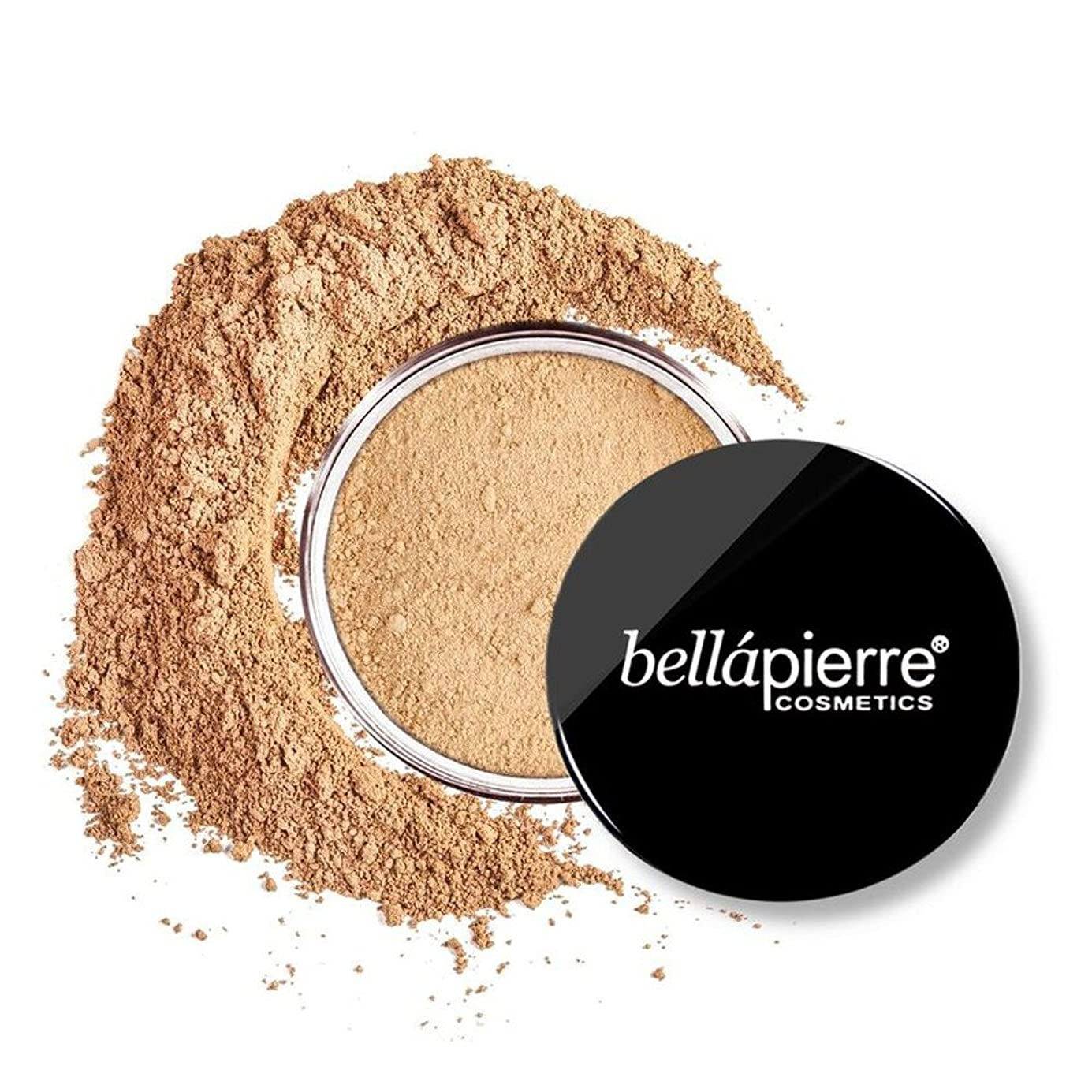 シリアル真似る今までBellapierre Cosmetics Mineral Foundation SPF 15 - # Nutmeg 9g/0.32oz並行輸入品