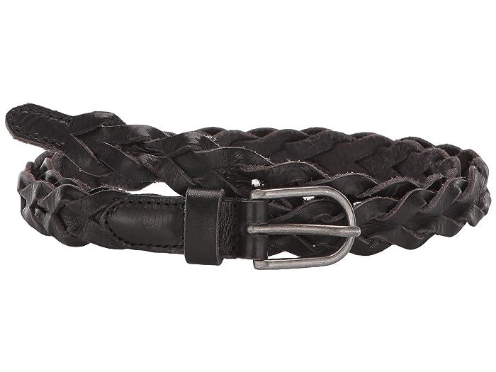 Amsterdam Heritage 20011 Braided Leather Belt