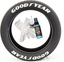 Best goodyear tire lettering Reviews